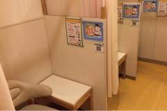 トイザらス・ベビーザらス佐賀店(1F)の授乳室・オムツ替え台情報