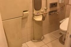 玉川高島屋本館(5階 女子トイレ)のオムツ替え台情報