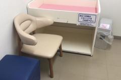 西松屋 川崎馬絹店(1F)の授乳室・オムツ替え台情報