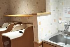 長島温泉 湯あみの島(3F)の授乳室・オムツ替え台情報