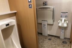 静岡伊勢丹(7F)の授乳室・オムツ替え台情報