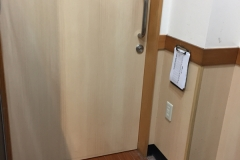 すし銚子丸成田店(1F)のオムツ替え台情報