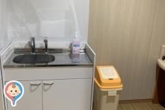 ジョルノ(2F)の授乳室・オムツ替え台情報