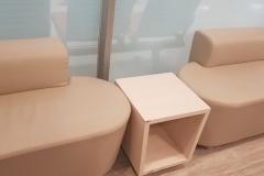 スワンナプーム国際空港 国内線(手荷物検査を過ぎて、A•Bゾーンの分岐付近)の授乳室・オムツ替え台情報
