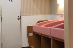 イオンモールむさし村山(3F)の授乳室・オムツ替え台情報