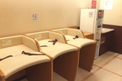 新丸の内ビルディング(4階)の授乳室・オムツ替え台情報