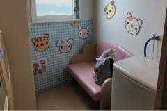 松山市味生児童館(2F)の授乳室・オムツ替え台情報