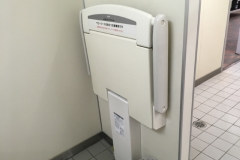 DCMカーマ 21豊田店(1F)のオムツ替え台情報