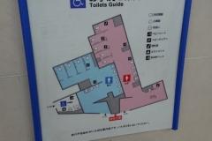 南海電鉄なんば駅(3F 改札内 高野線ホーム側)の授乳室・オムツ替え台情報