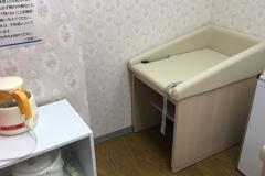 ゆめタウン倉敷(3F)の授乳室・オムツ替え台情報