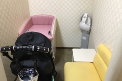 金沢フォーラス(2F)の授乳室・オムツ替え台情報