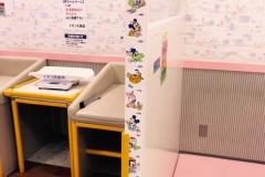 イオン久居店(2F)の授乳室・オムツ替え台情報