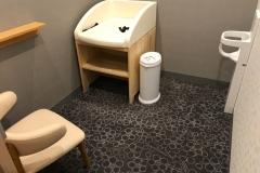 ヒルトン名古屋(4F)の授乳室・オムツ替え台情報