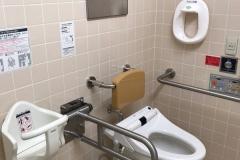 知立市役所 中央公民館(1F)のオムツ替え台情報