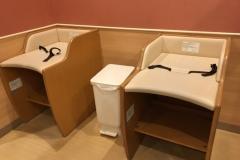 デックスお台場 アイランドモール(4F)の授乳室・オムツ替え台情報