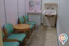 独立行政法人 国立病院機構 呉医療センター・中国がんセンター(2F)の授乳室・オムツ替え台情報