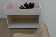 西松屋 宇部東見初店(1F)の授乳室・オムツ替え台情報