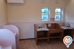 ひたち海浜公園プレジャーガーデンエリア(赤ちゃんルーム)の授乳室・オムツ替え台情報