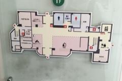 竹原港北崎旅客ターミナル(1F)のオムツ替え台情報