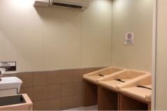 アリオ北砂1F授乳室(1F)の授乳室・オムツ替え台情報