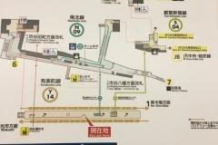 東京メトロ市ヶ谷駅(B1F 九段方面改札)のオムツ替え台情報