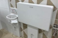 ドン・キホーテ西鉄久留米店(2F)のオムツ替え台情報