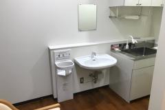 福島市役所(2F)の授乳室・オムツ替え台情報