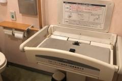 クリエイトS・D 新座栗原店(1F)のオムツ替え台情報
