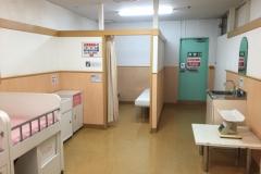 ダイエー 川西店(3F)の授乳室・オムツ替え台情報
