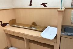 ヨークベニマル 足利店(2F)の授乳室・オムツ替え台情報