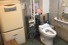 富楽里とみやま(2階)の授乳室・オムツ替え台情報