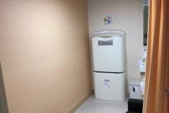 朝里中央病院(1F)の授乳室・オムツ替え台情報
