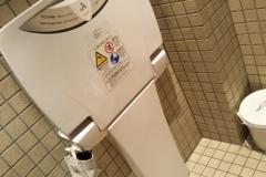 木曽路福重店のオムツ替え台情報