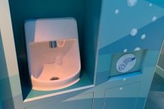 マーメイドラグーンの授乳室・オムツ替え台情報