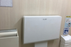 ダイエー 池田駅前店(3F)のオムツ替え台情報