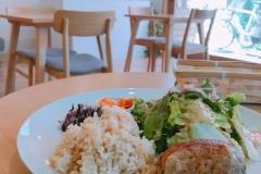 Cafe nt(1F)のオムツ替え台情報