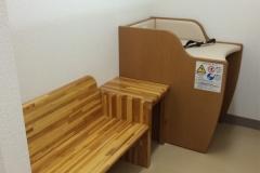 上毛新聞敷島球場(2F)の授乳室・オムツ替え台情報