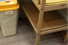 MEGAドン・キホーテ 新川店(1F)のオムツ替え台情報