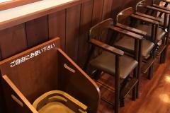 丸亀製麺船橋芝山(1F)のオムツ替え台情報