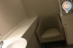 ののあおやま(2F)の授乳室・オムツ替え台情報