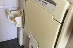 釣具のポイント 熊本インター店のオムツ替え台情報