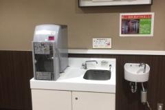 イオンモール名古屋茶屋(3F フードコート奥)の授乳室・オムツ替え台情報