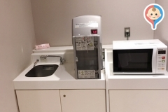 CAPTAINS`MARKET横授乳室の授乳室・オムツ替え台情報