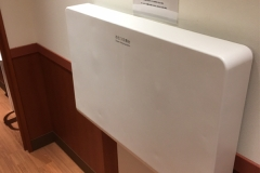 創造冒険 立川店(ららぽーと立川立飛2階)のオムツ替え台情報