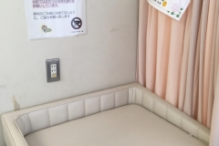 東京大学医学部附属病院(2F)の授乳室・オムツ替え台情報