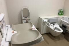足利赤十字病院(2F)の授乳室・オムツ替え台情報