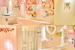 ルミネエスト新宿店(4階 ベビーラウンジ)の授乳室・オムツ替え台情報