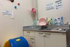 ヴィオ子育て交流ひろば・ちっくたっく(1F)の授乳室・オムツ替え台情報