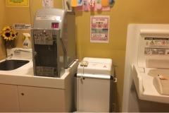 別府湾サービスエリア上り線インフォメーション(1F)の授乳室・オムツ替え台情報
