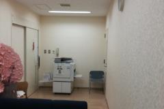 渋谷区ひがし健康プラザ診療所(1F)の授乳室情報